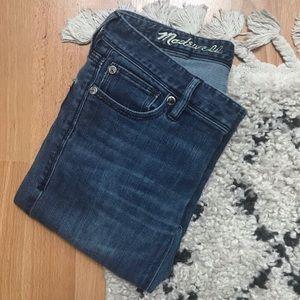 Madewell • Rail Straight Jeans